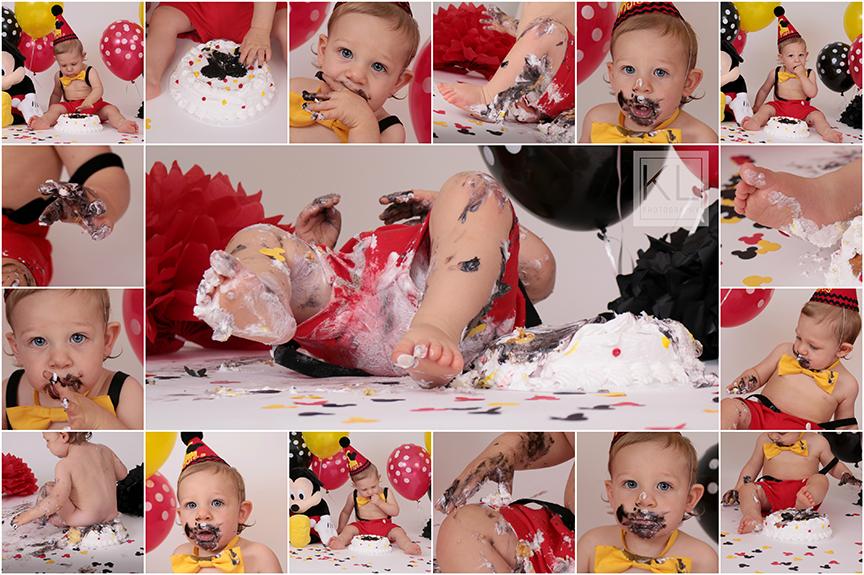 Myles First Birthday