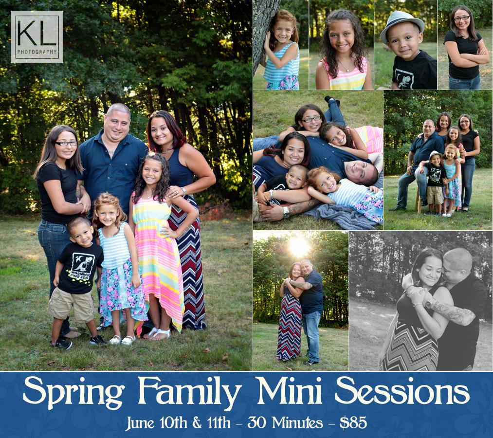 endicott family photos