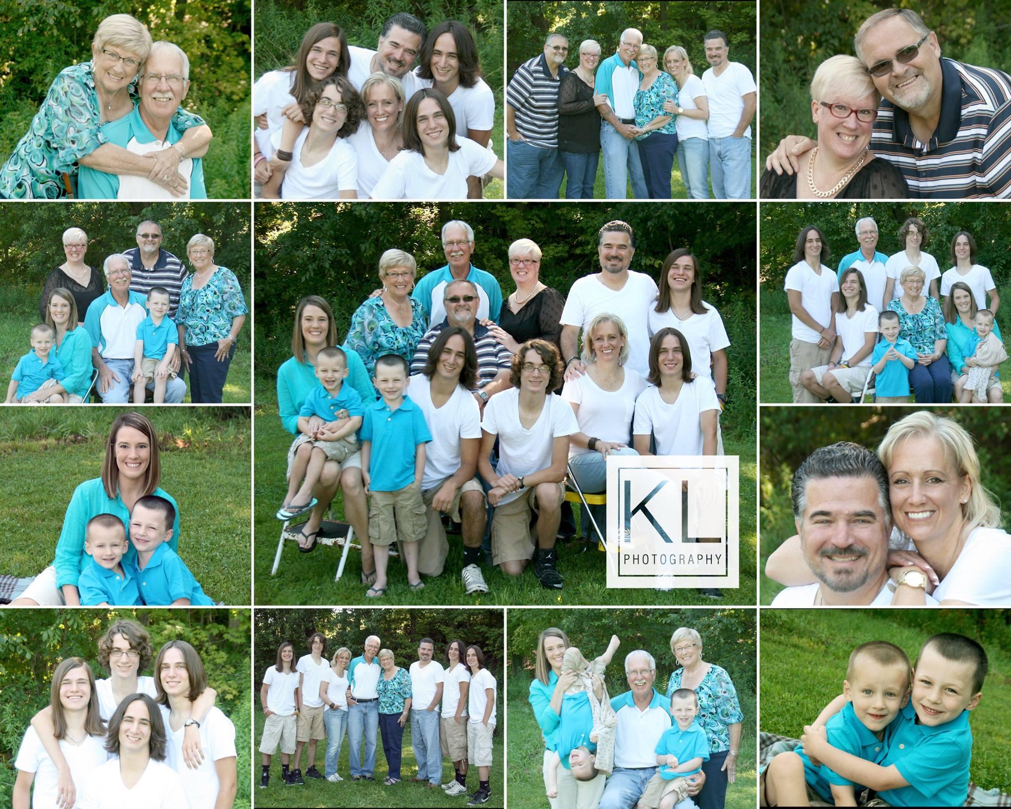 Four generations of love | Binghamton Family Photographer