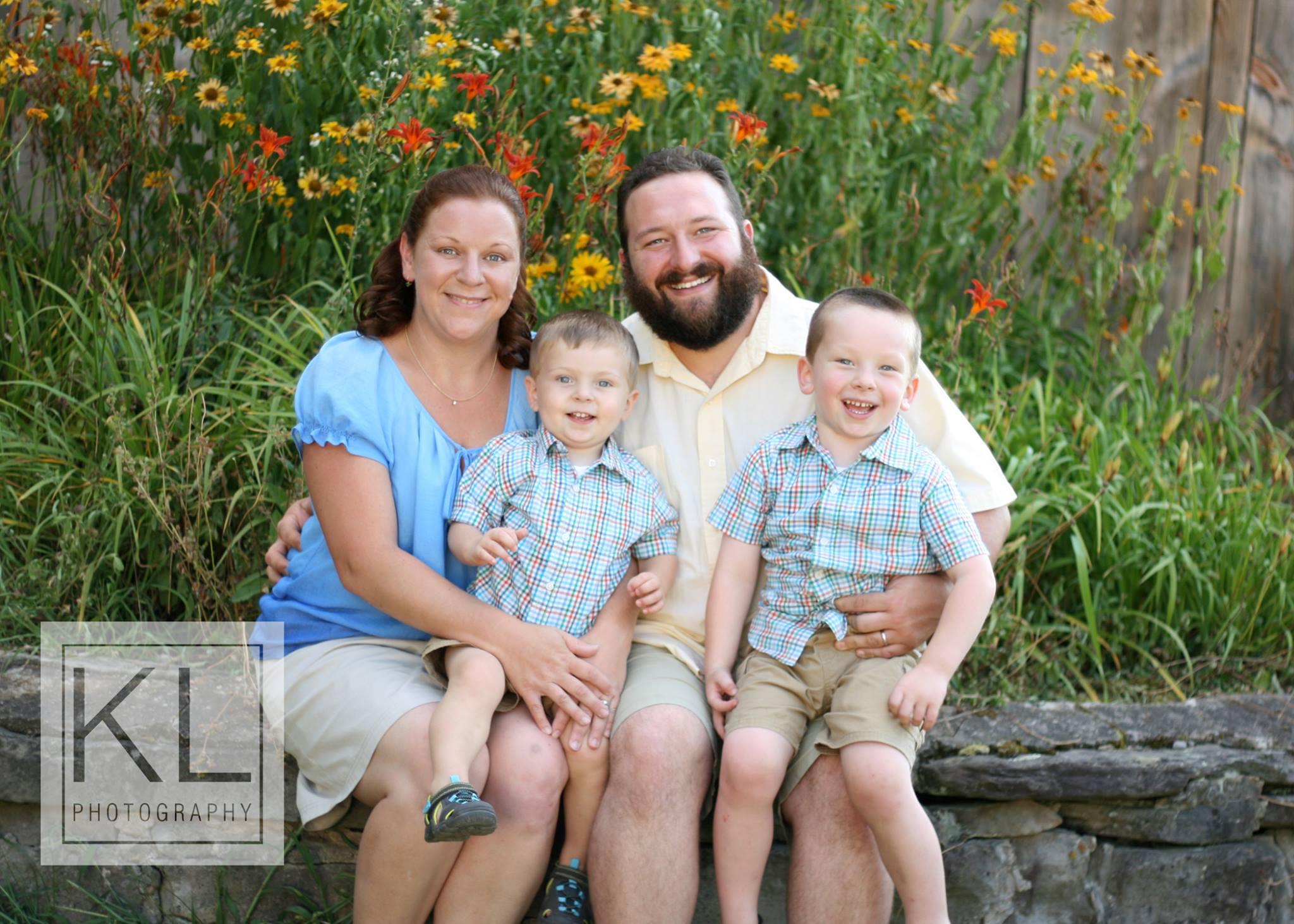 The Shaffer Family | Binghamton Family Photographer