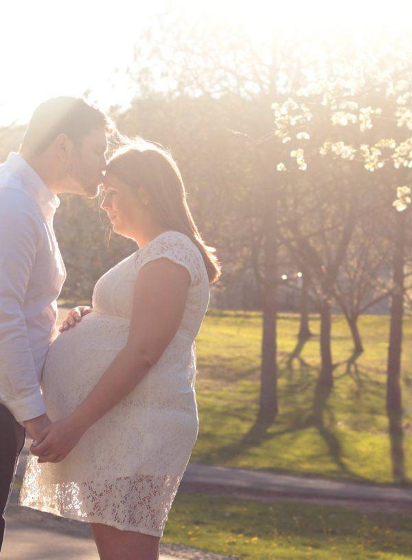 Vickie & Mark | Binghamton Maternity Photography
