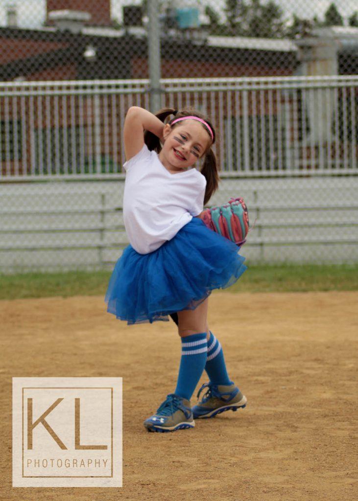 Softball Sass | KL Photography