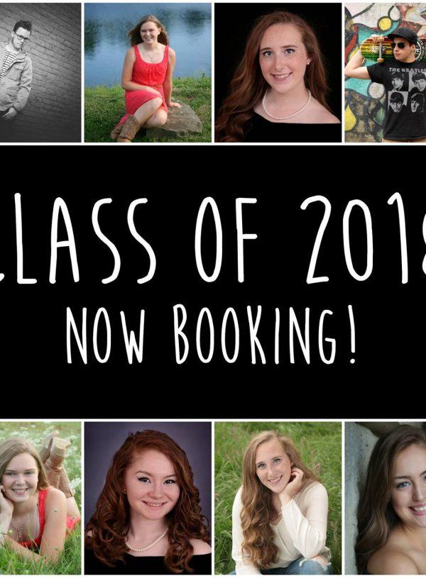 2018 Senior Portraits