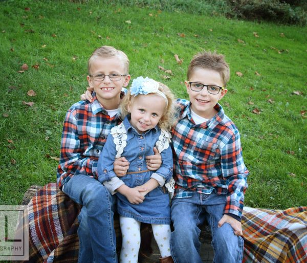 Dattoria Family Fall Mini-Session