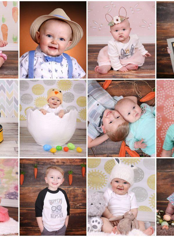 Easter Mini Sessions 2018