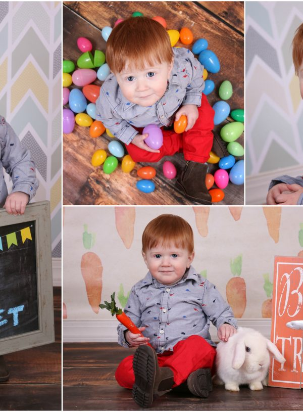 Easter Mini Session with Matthew