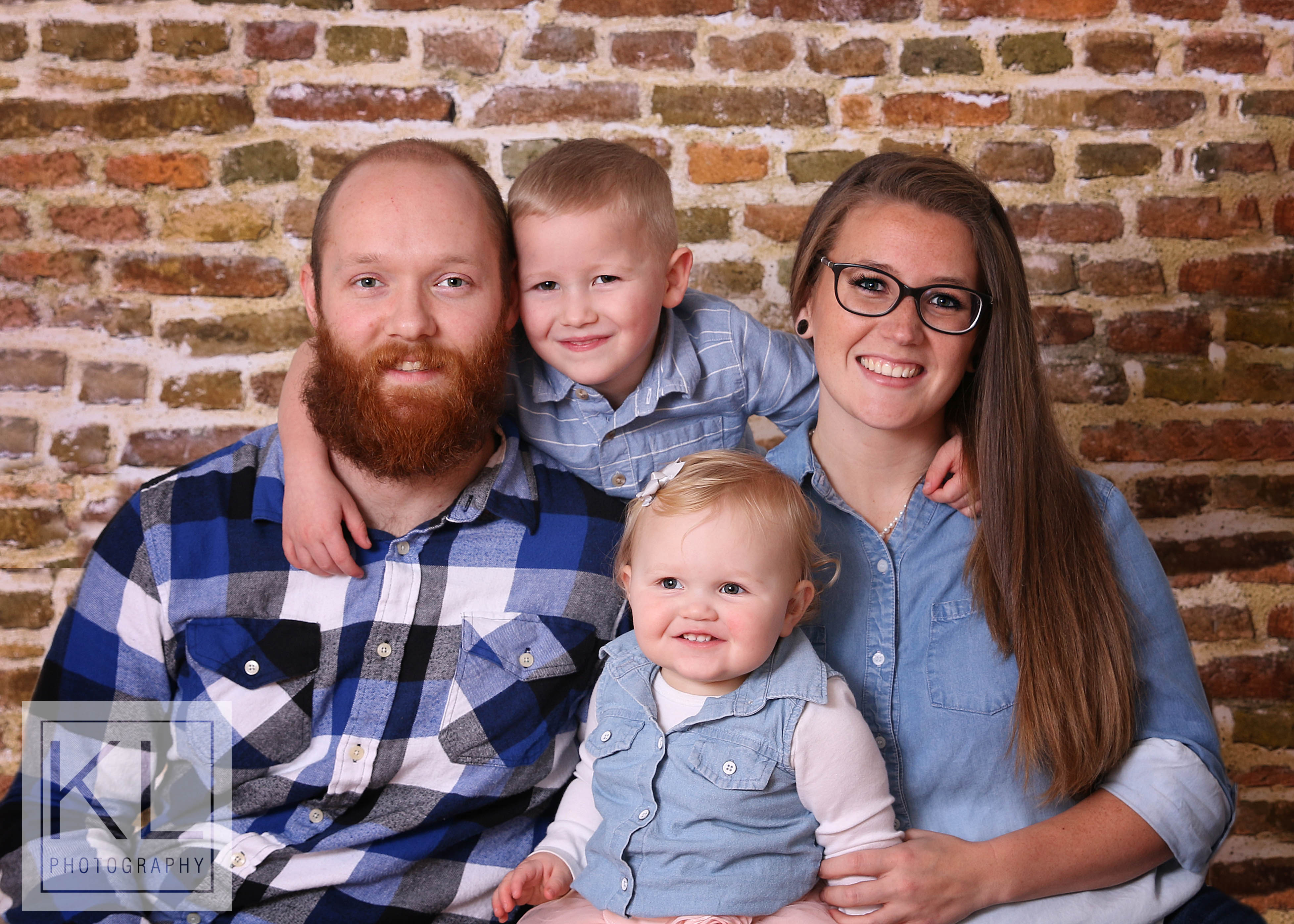Binghamton Area Family Photographer Studio, indoor