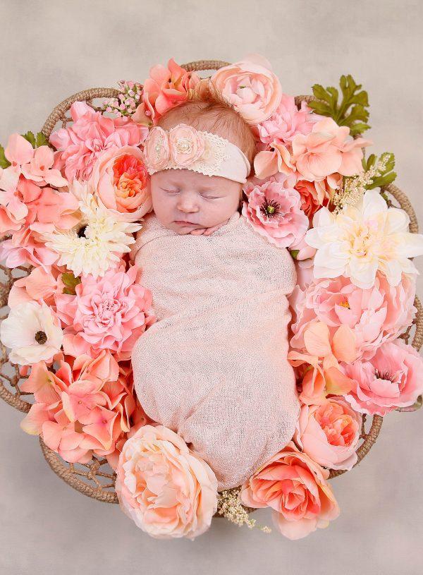 Baby Caroline!