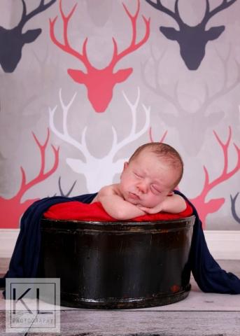 Binghamton, Vestal, Endicott newborn photography