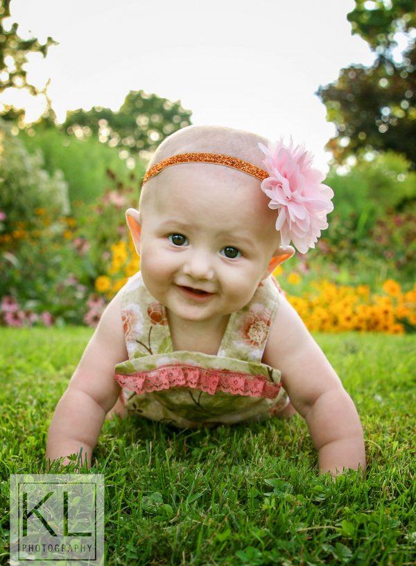 Adalynn is 6 Months Old!