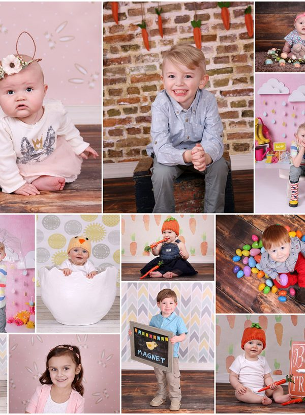 Easter/Spring Mini Sessions