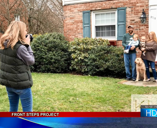 NewsChannel 34 Covers The Front Steps Project