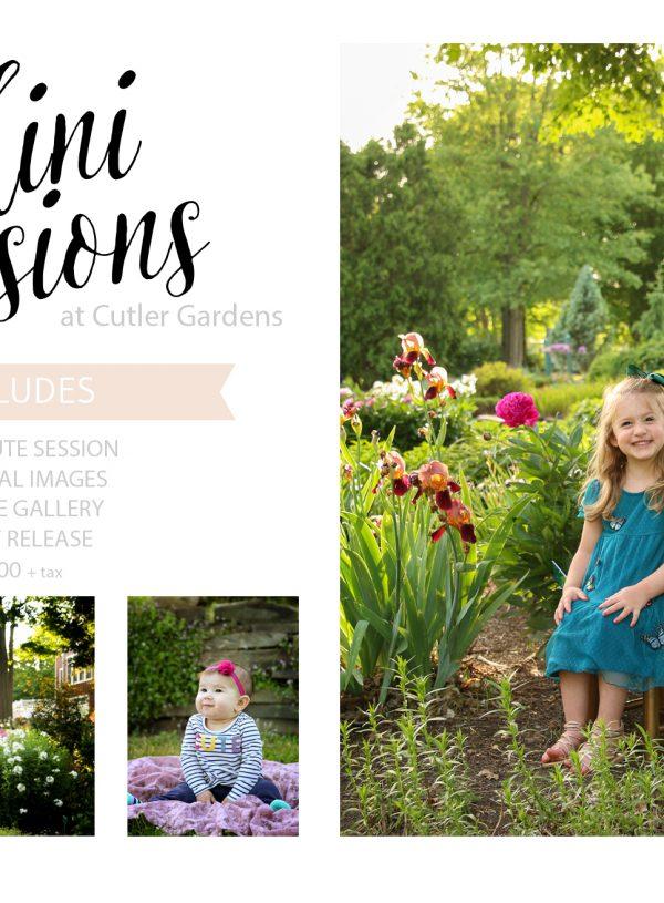 Garden Mini Sessions