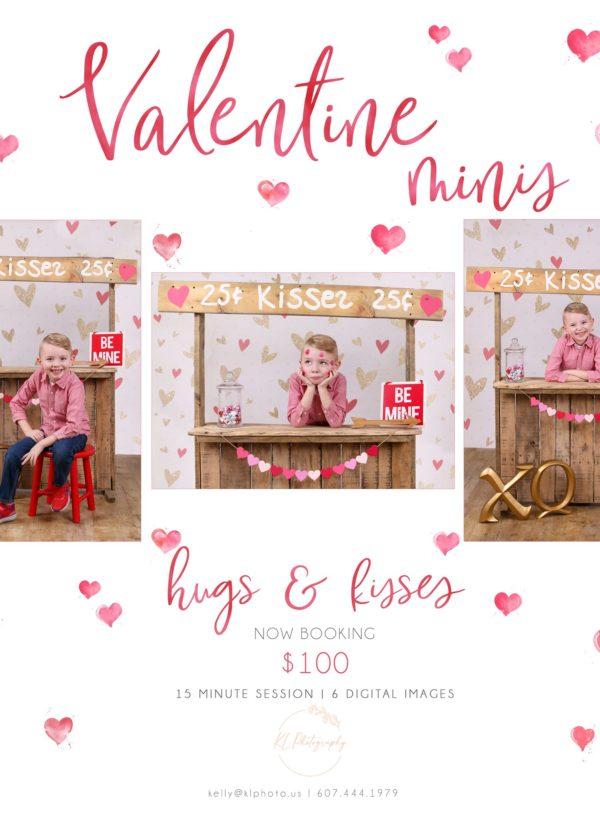 Valentine Minis